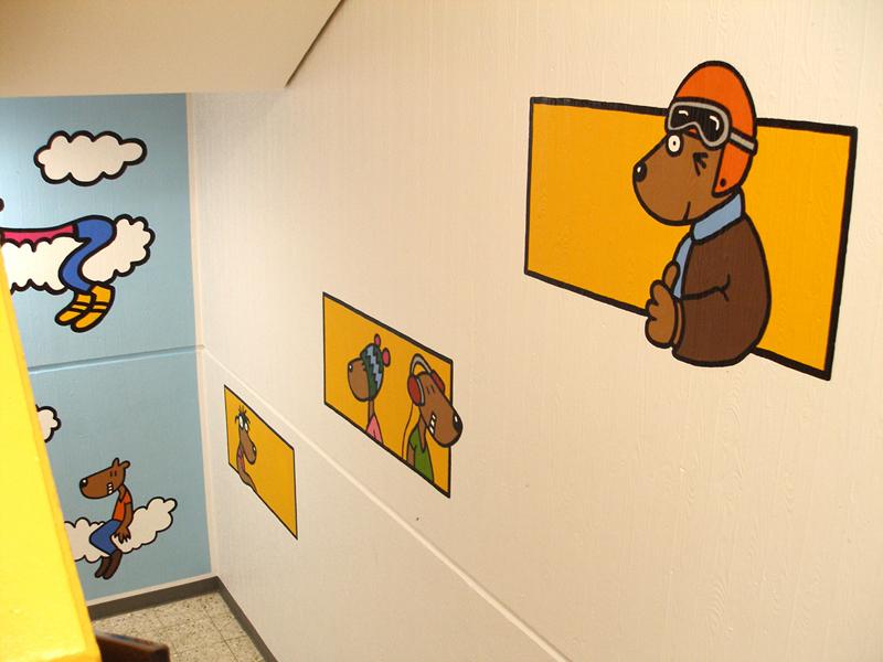 Kinderkrankenhaus auf der Bult, Hannover