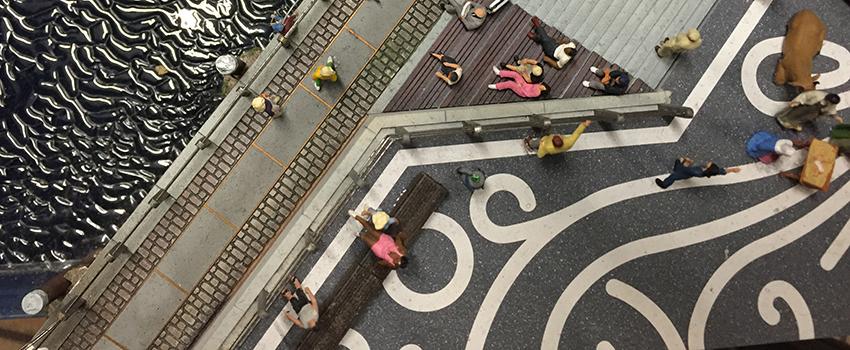 Im Miniatur-Wunderland in Hamburg | Foto: Henning Stoldt