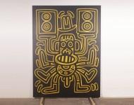 Acryl auf Leinwand   150 x 110 cm