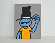 2012 | Acryl auf Leinwand | 40 x 30 cm