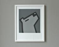 2017 | Acryl auf Pappe, gerahmt | 50 x 40 cm | Signiert und datiert