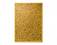 2009 | Marker auf Karton | 70 x 50 cm | Unikat