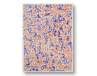 Marker auf Karton |70 x 50 cm
