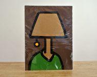 40 x 30 cm, cellophaniert